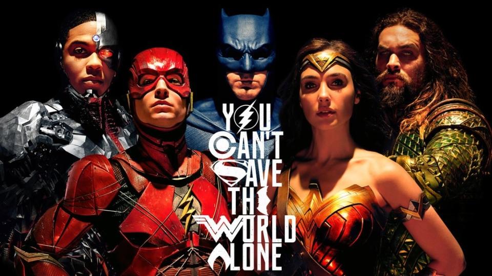 正義聯盟, justice league