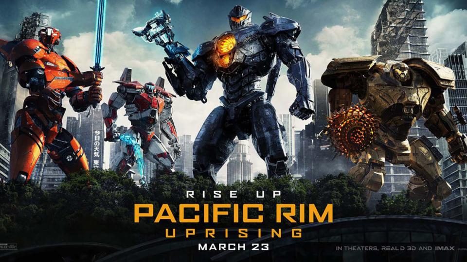 環太平洋 起義時刻 pacific rim uprising